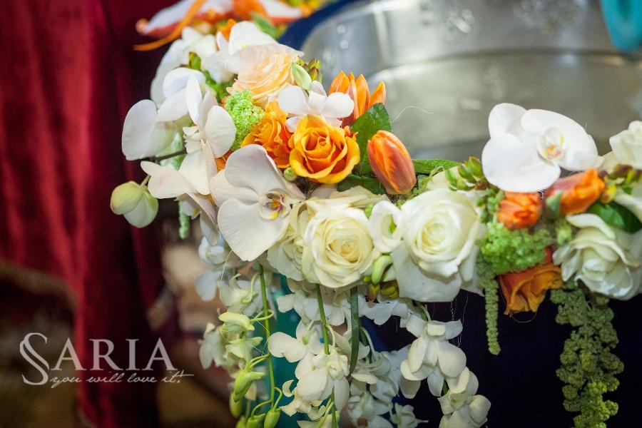 09 aranjament floral cristelnita botez-Saria