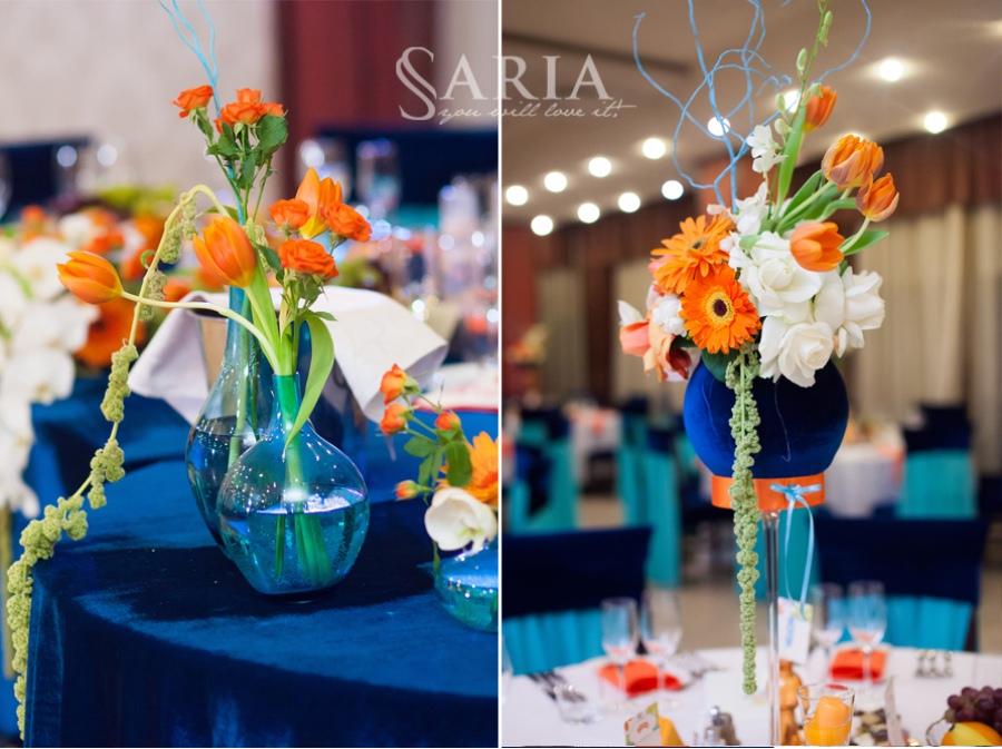 11 aranjamente florale Motel Bucium-Saria-Iasi