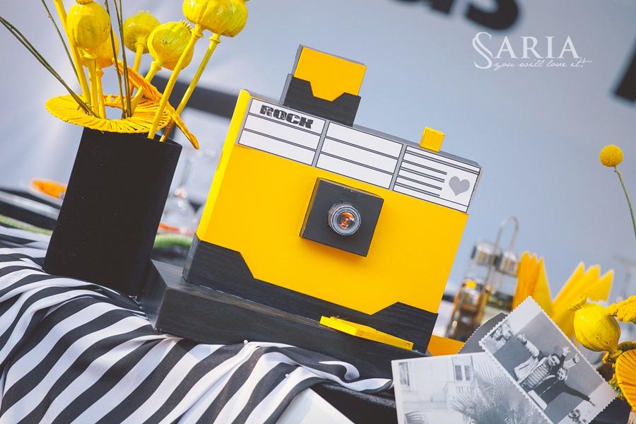 Nunta tematica rock, galben, negru, candy bar, cort, saria iasi (9)
