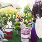 Decor botez, Saria,  petrecere in aer liber (13)