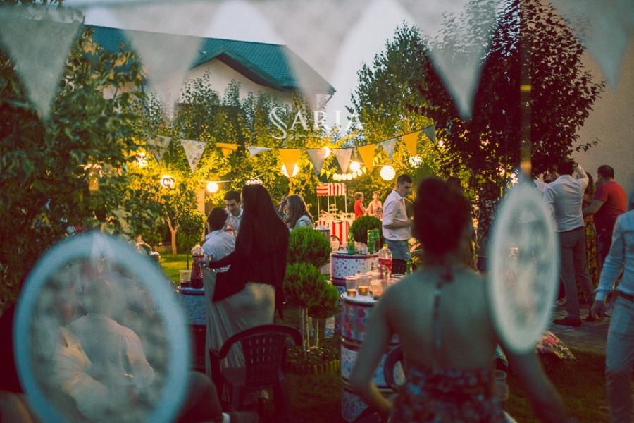 Decor botez, Saria, petrecere in aer liber (14)