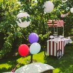 Decor botez, Saria,  petrecere in aer liber (9)
