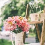 Nunta cu tematica interbelica, aranjamente florale, decoratiuni nunti, saria (14)