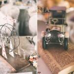 Nunta cu tematica interbelica, aranjamente florale, decoratiuni nunti, saria (2)