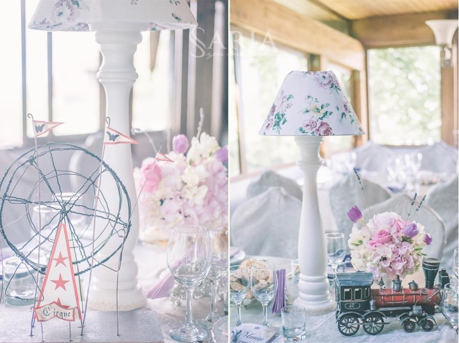 Nunta cu tematica interbelica, aranjamente florale, decoratiuni nunti, saria (27)
