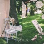 Nunta cu tematica interbelica, aranjamente florale, decoratiuni nunti, saria (3)