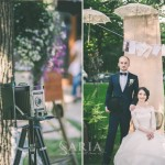 Nunta cu tematica interbelica, aranjamente florale, decoratiuni nunti, saria (4)