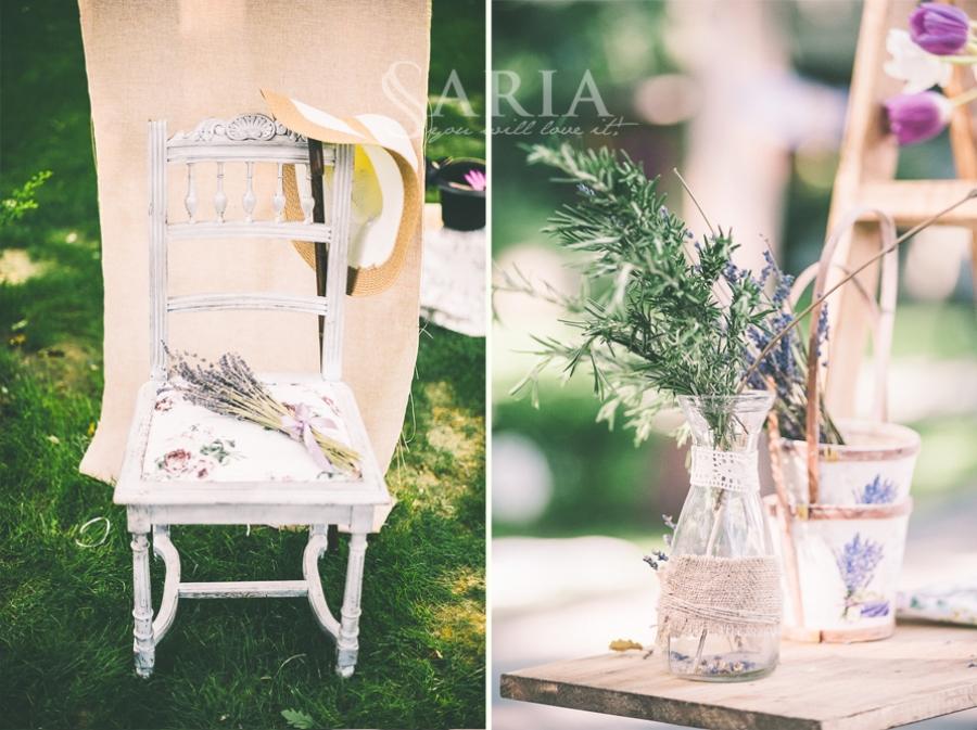 Nunta cu tematica interbelica, aranjamente florale, decoratiuni nunti, saria (5)