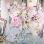Nunta cu tematica interbelica, aranjamente florale, decoratiuni nunti, saria (6)