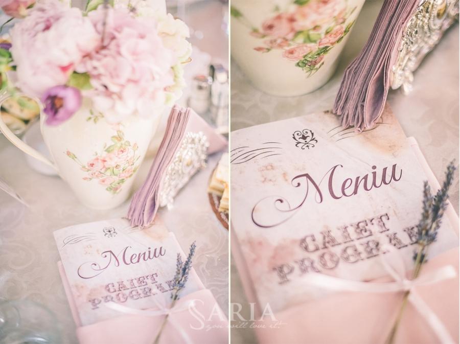 Nunta cu tematica interbelica, aranjamente florale, decoratiuni nunti, saria (7)