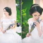 Nunta cu tematica interbelica, aranjamente florale, decoratiuni nunti, saria (8)