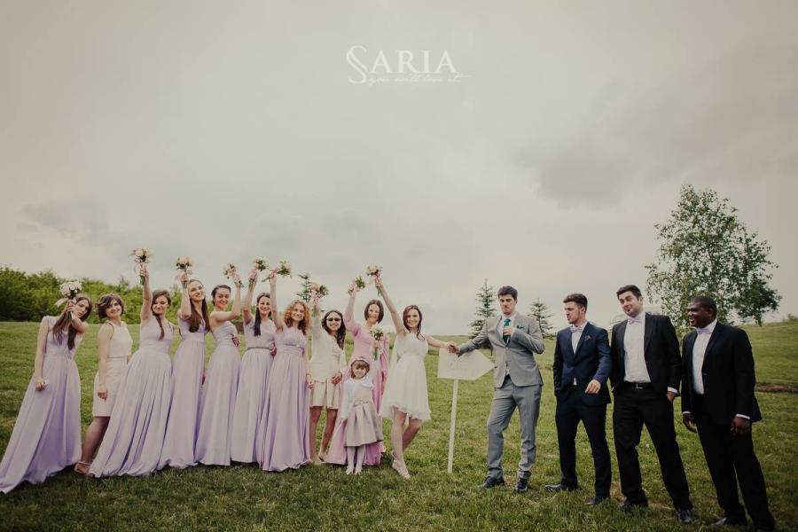 Decoratiuni nunta in aer liber saria aranjamente florale nunti iasi (22)