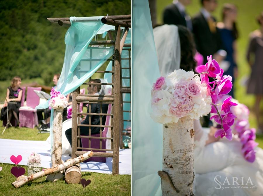 Nunta in aer liber Brasov ceremonie (10)