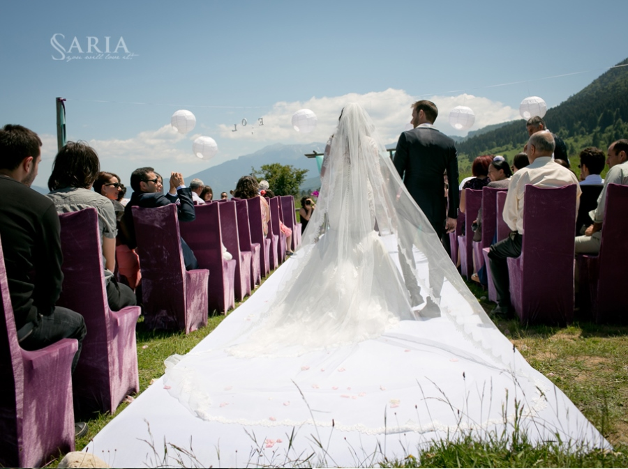 Nunta in aer liber Brasov ceremonie (3)