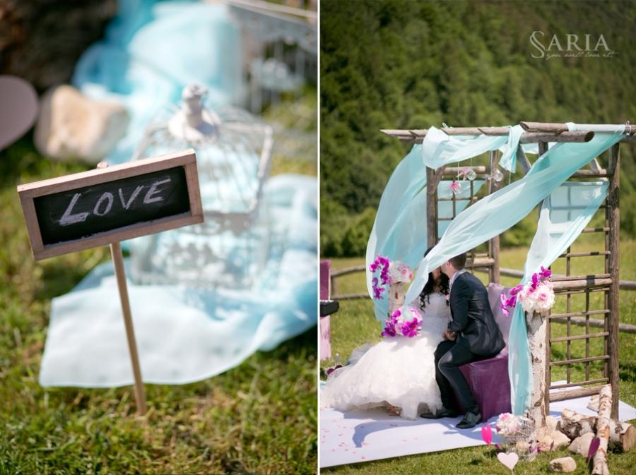 Nunta in aer liber Brasov ceremonie (6)