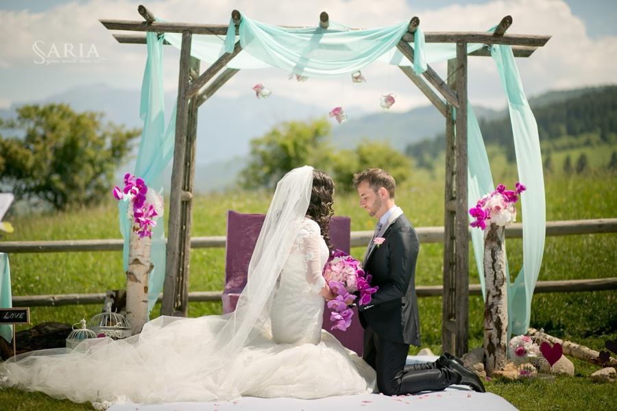 Nunta in aer liber Brasov ceremonie (7)