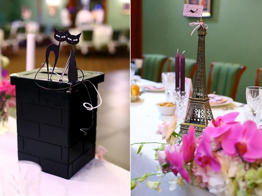 Aranjamente florale nunta tematica paris (1)