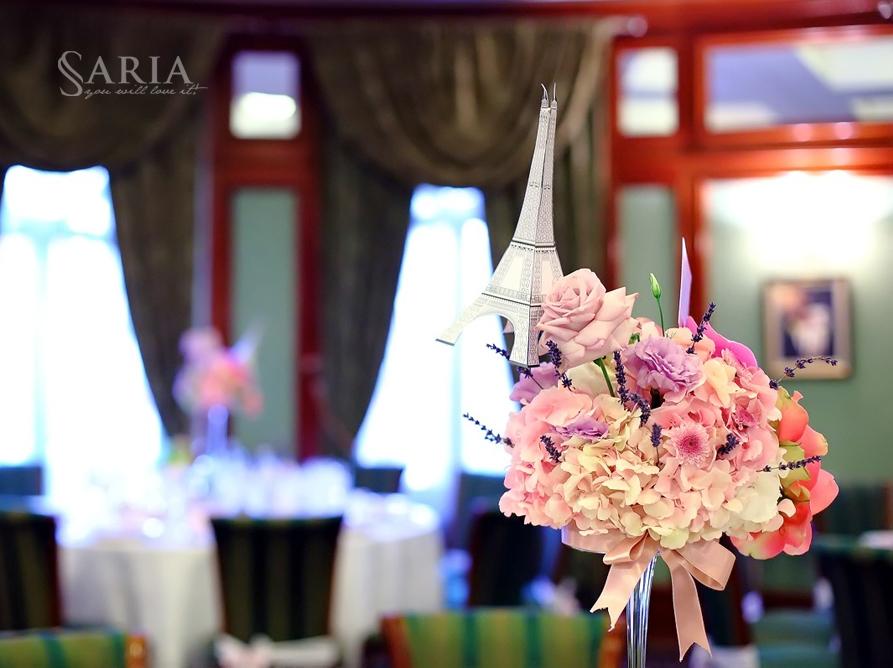 Aranjamente florale nunta tematica paris (13)