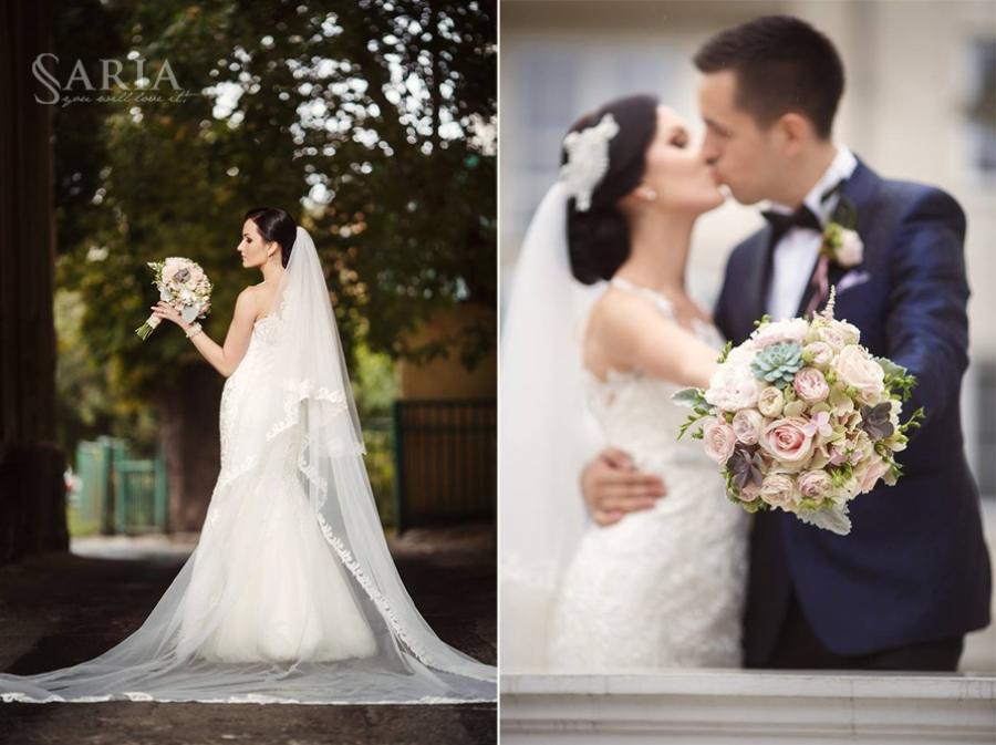 Nunta tematica aranjamente florale buchete de mireasa (14)