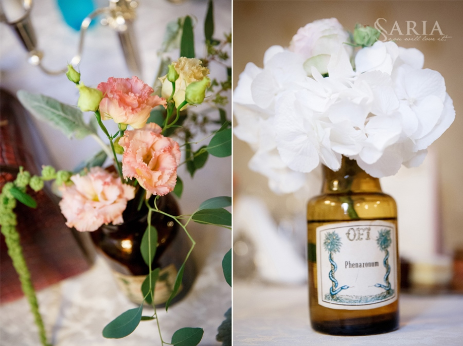 Nunta tematica aranjamente florale buchete de mireasa (2)