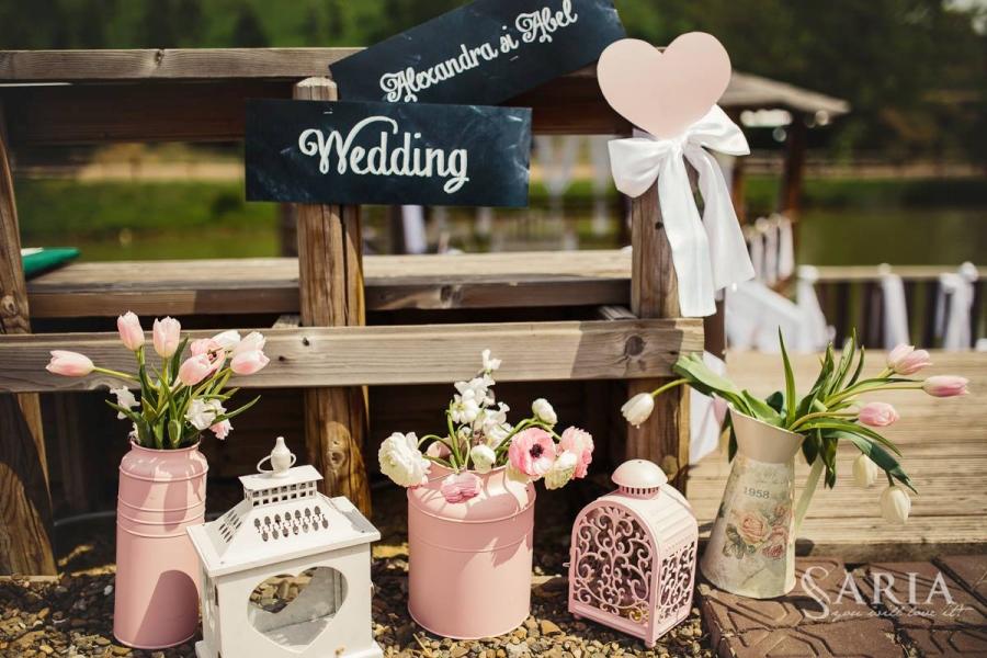 Decoratiuni Nunta In Aer Liber Saria Aranjamente Florale Nunti Iasi